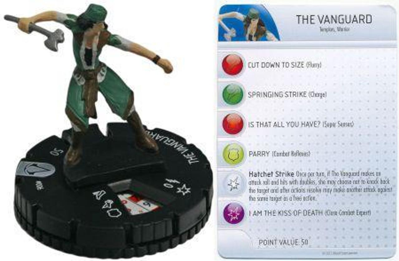 Revelations Assassin's Creed HeroClix The Vanguard #006