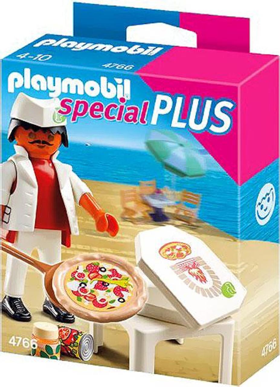 Playmobil Special Plus Pizza Baker Set #4766