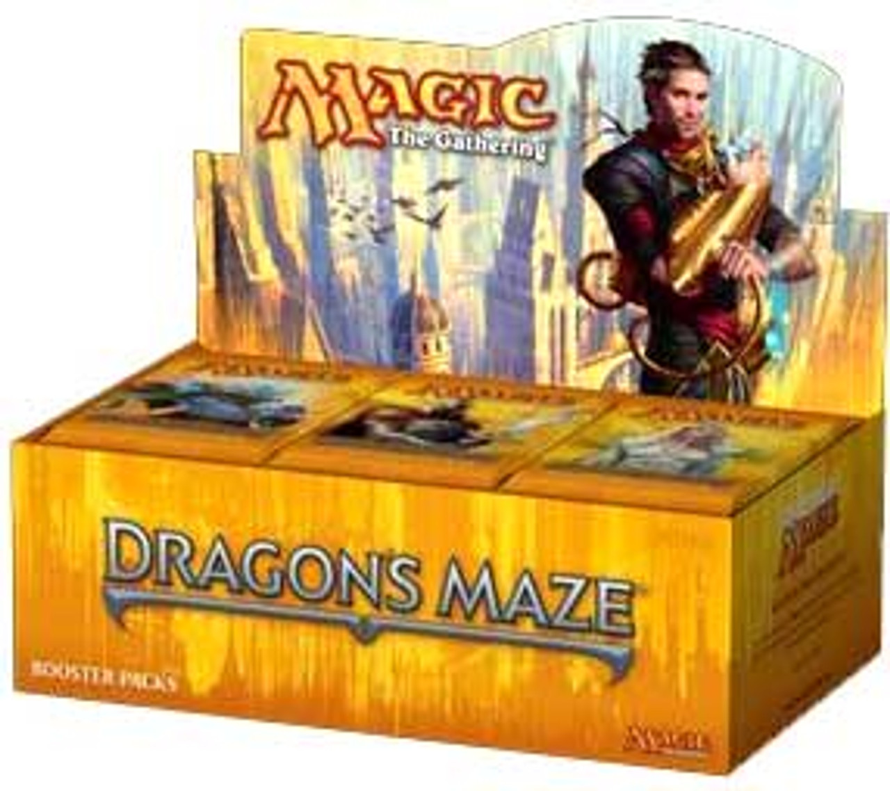 MtG Dragon's Maze Booster Box [Sealed]