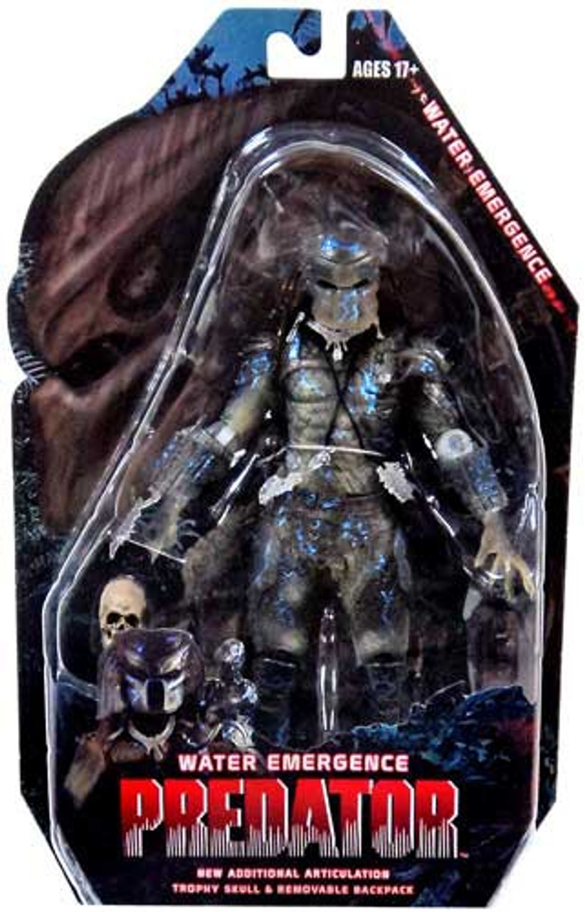 NECA Series 9 Water Emergence Predator Action Figure