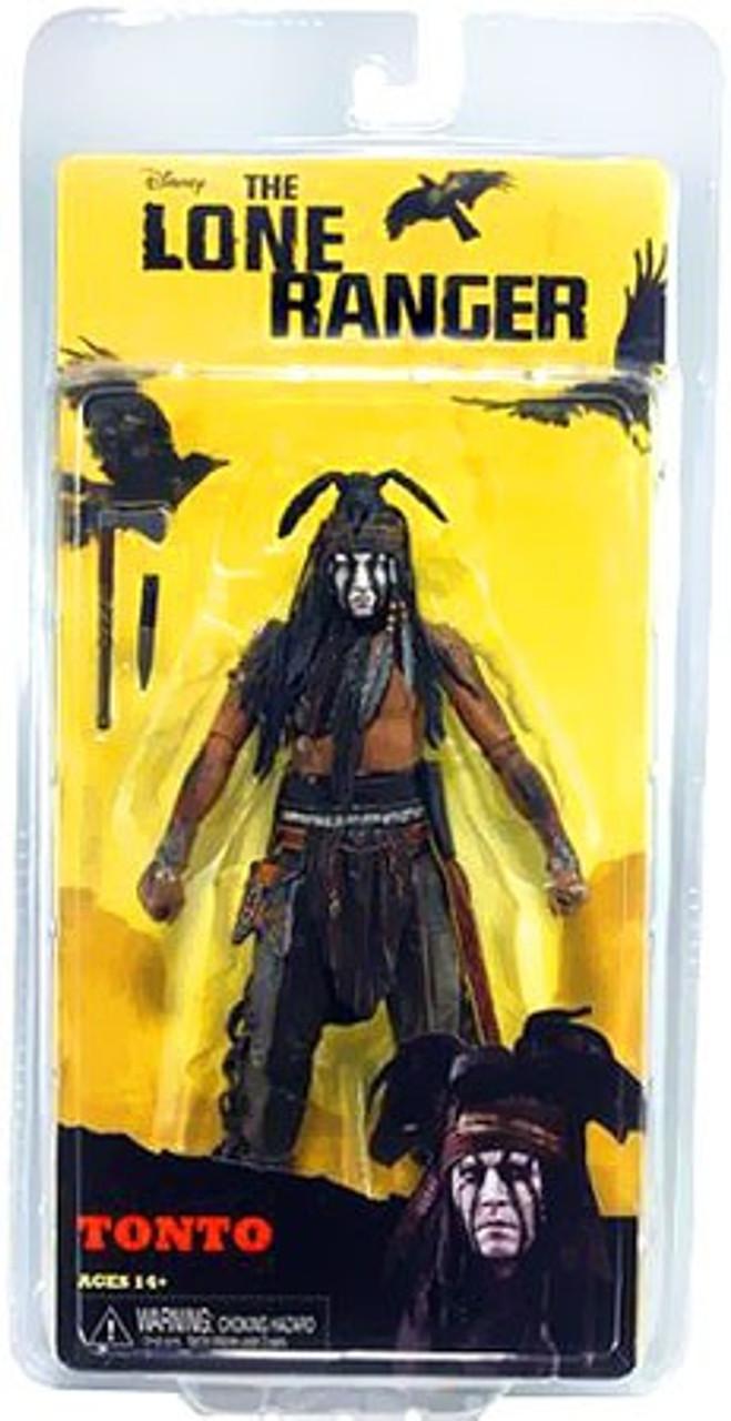 NECA The Lone Ranger Series 1 Tonto Action Figure
