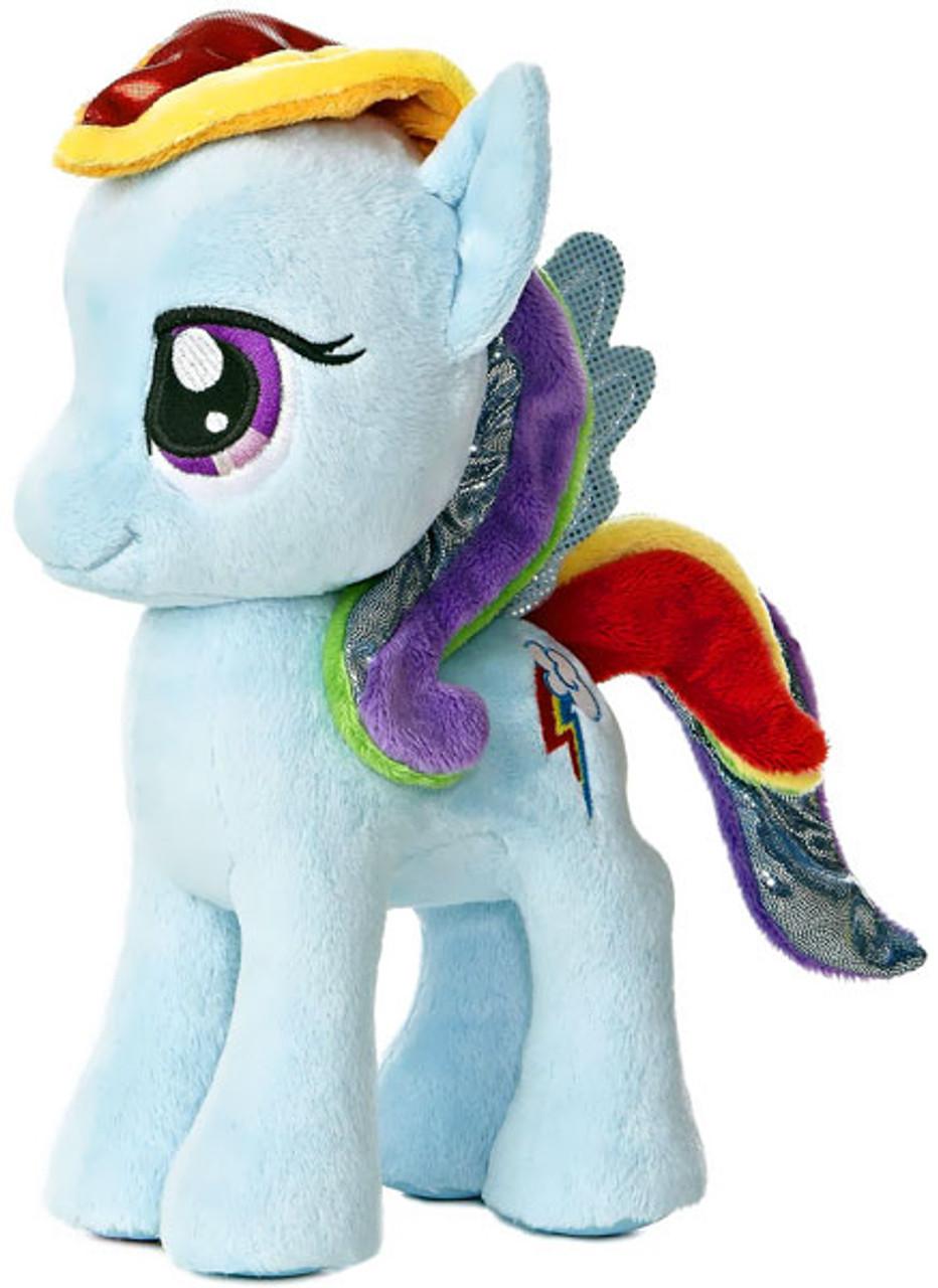 My Little Pony Friendship is Magic Large 10 Inch Rainbow Dash Plush