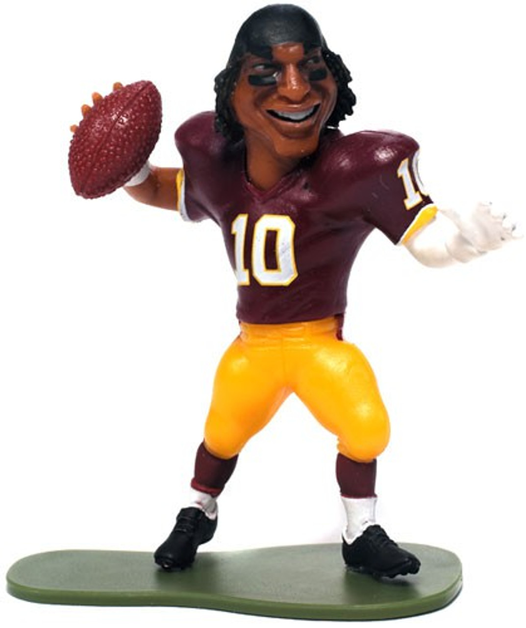 McFarlane Toys NFL Washington Redskins Small Pros Series 1 Robert Griffin III Mini Figure [Loose]