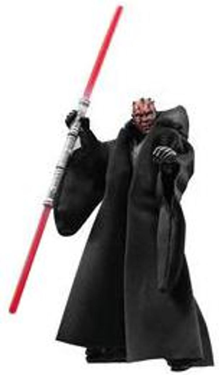 Star Wars The Phantom Menace Saga Legends 2007 30th Anniversary Darth Maul Action Figure #2
