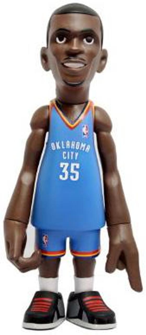 NBA Oklahoma City Thunder Series 2 Kevin Durant Action Figure [Blue Uniform]