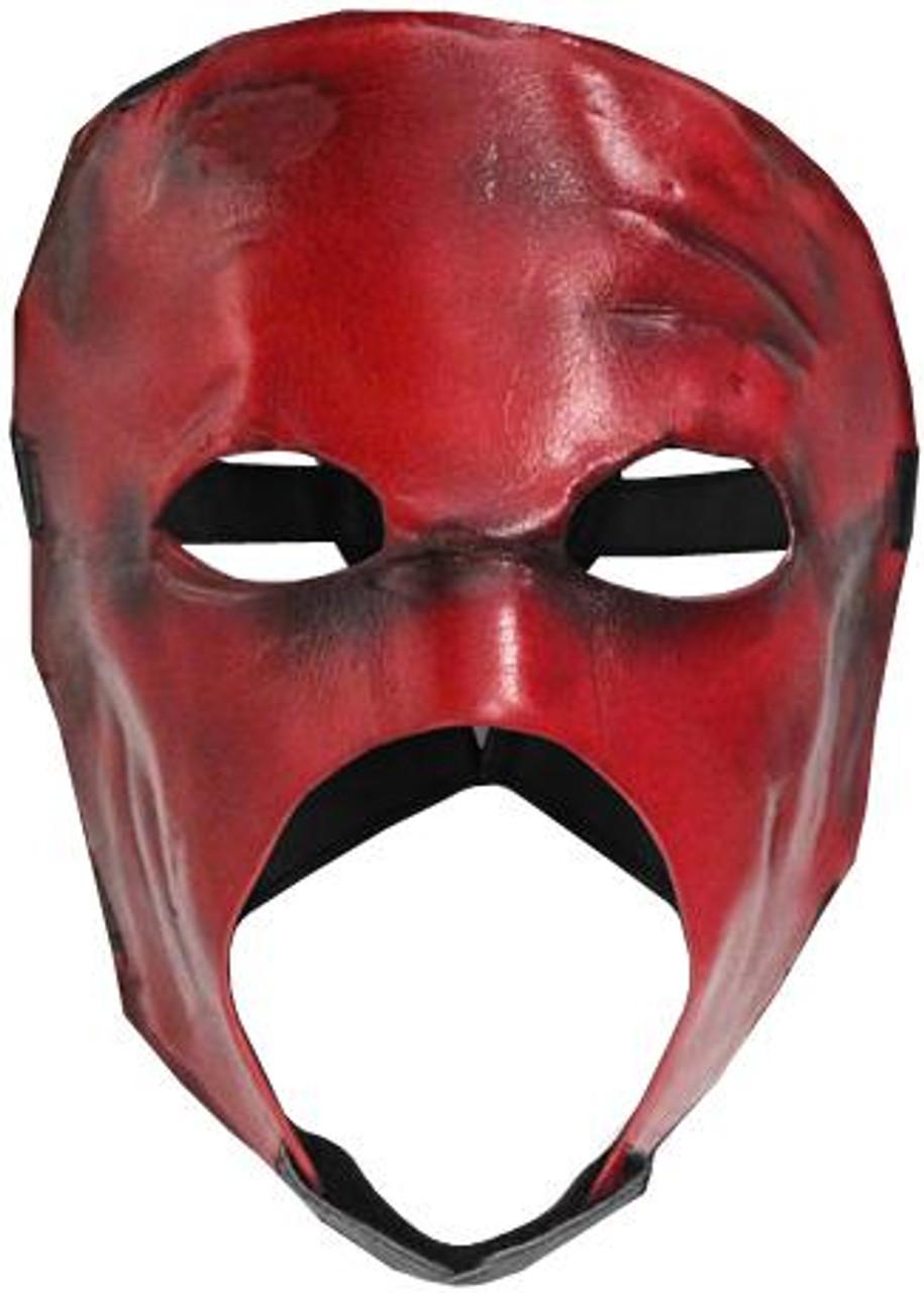 WWE Wrestling Costumes Kane Replica Mask [No Hair]