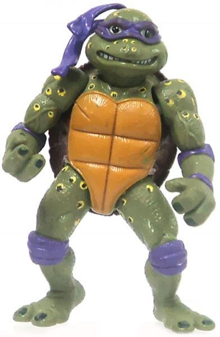 Teenage Mutant Ninja Turtles Movie Star Donatello Action Figure [Loose]