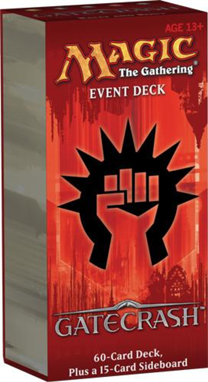 MtG Gatecrash Rally and Rout Event Deck [Sealed Deck]