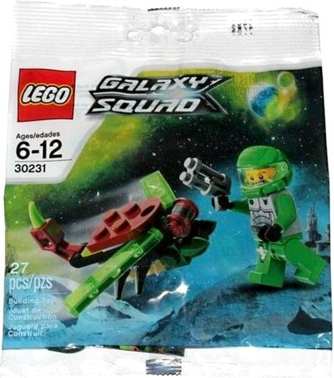 LEGO Galaxy Squad Insectoid Mini Set #30231 [Bagged]