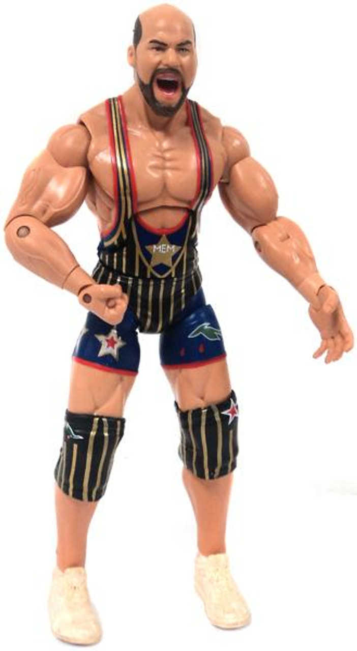 TNA Wrestling Deluxe Impact Series 1 Kurt Angle Action Figure [Loose]