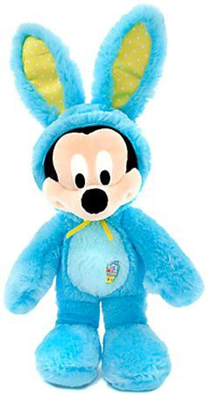 Disney Easter 2013 Mickey Mouse Bunny Exclusive 17-Inch Plush [Blue]