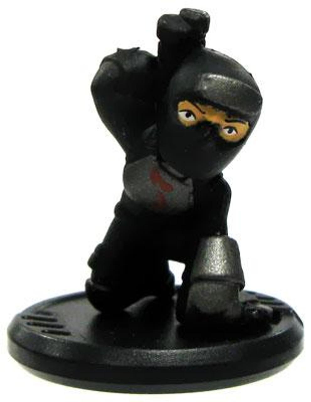 GI Joe Micro Force Series 1 Dark Ninja Brawler S1-39