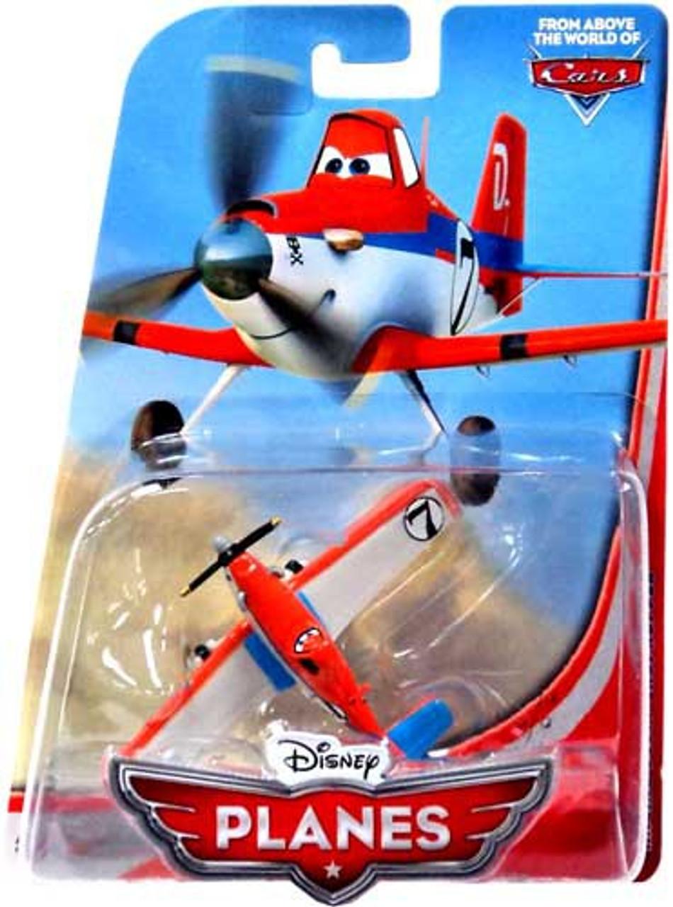 Disney Planes Racing Dusty Diecast Plane