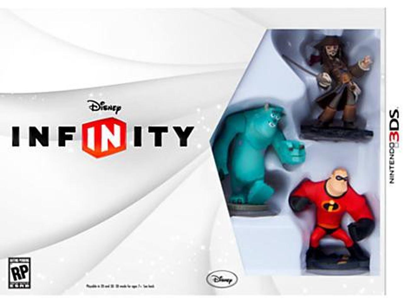 Disney Infinity Nintendo 3DS Starter Pack