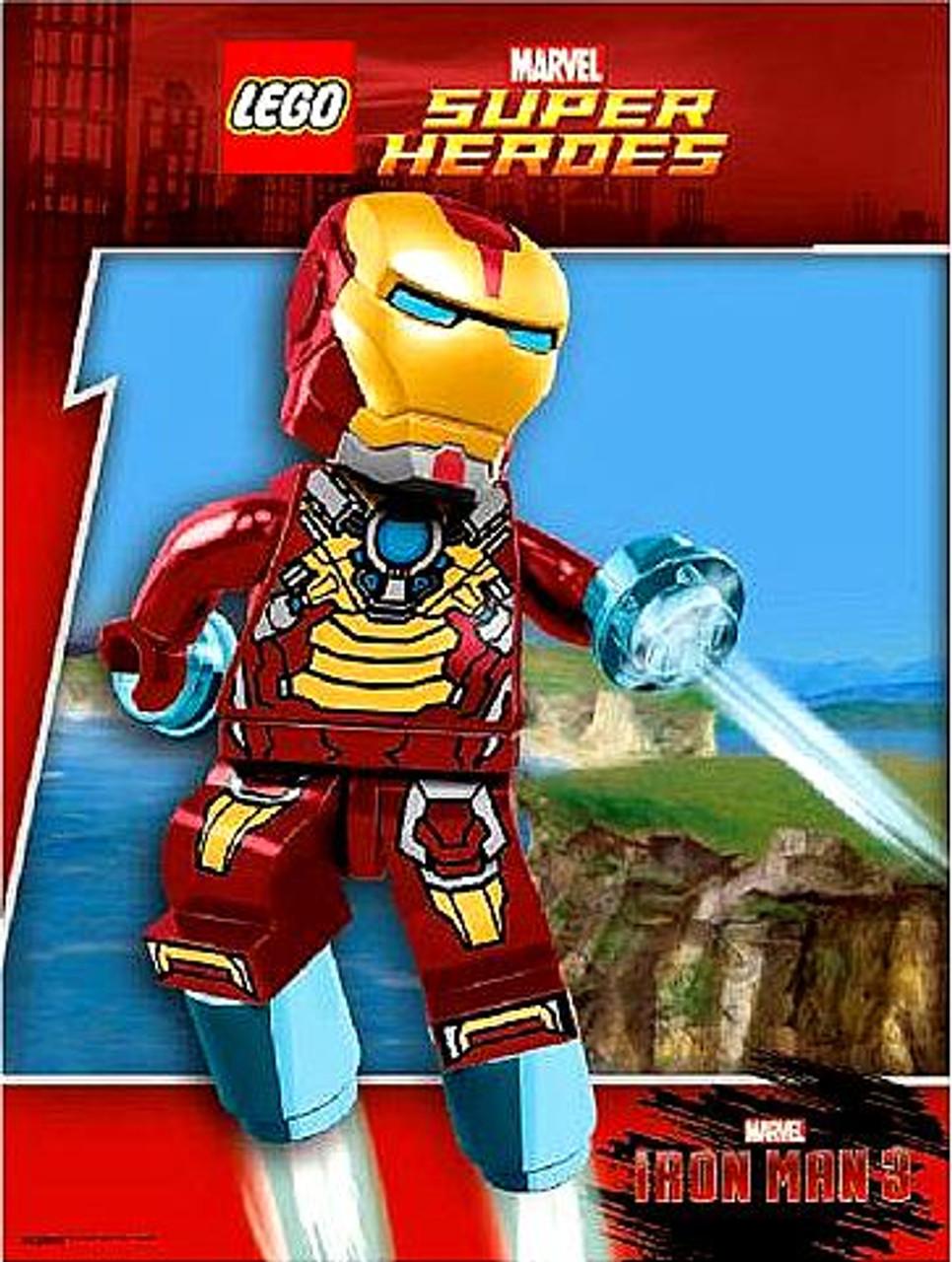 Marvel Super Heroes LEGO Iron Man 3 Poster