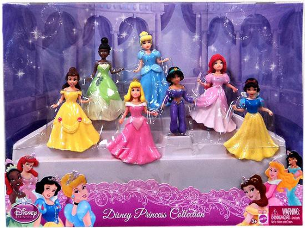 Disney Princess Collection Figure Set