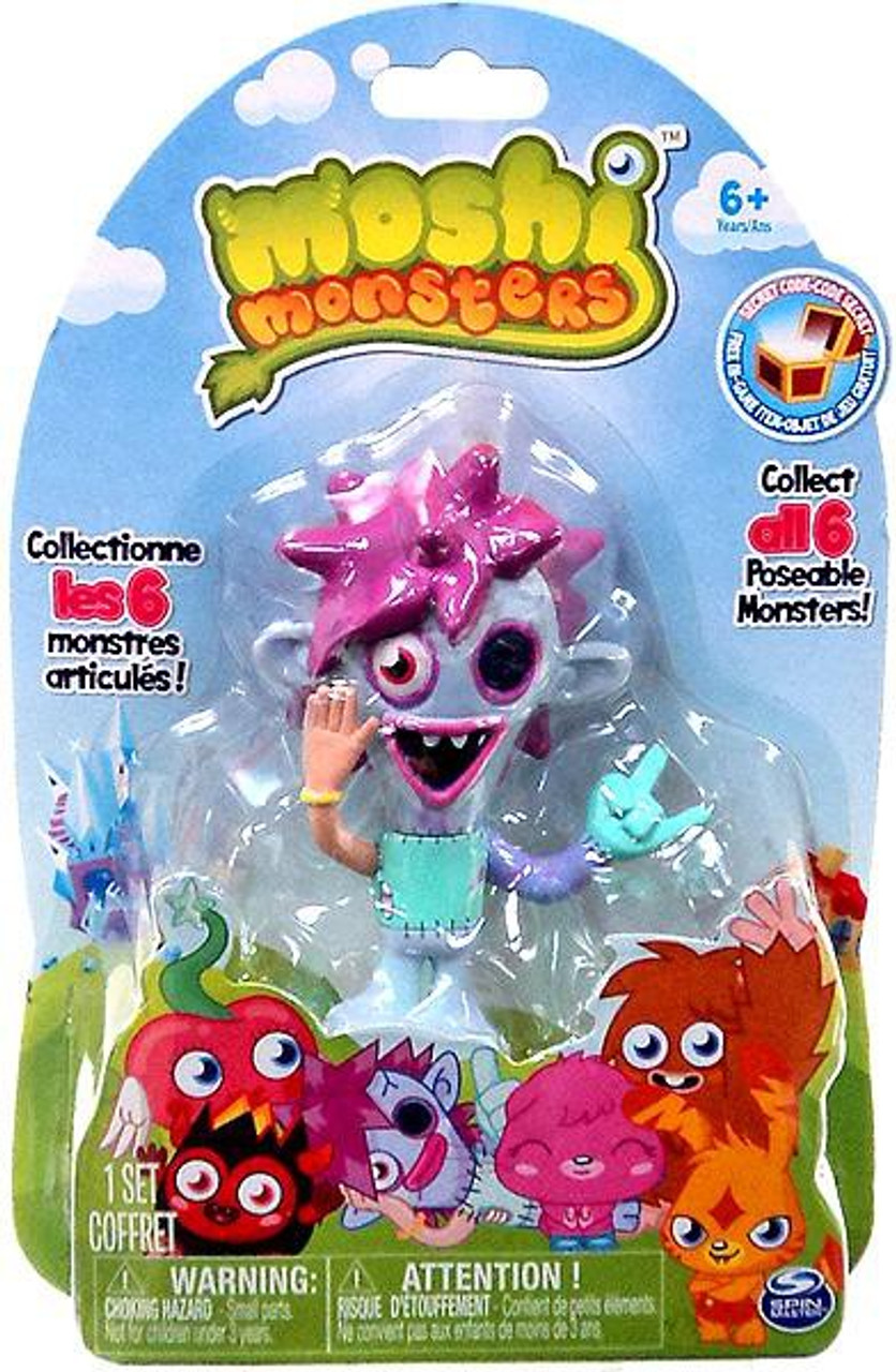 Moshi Monsters Zommer 3-Inch Figure