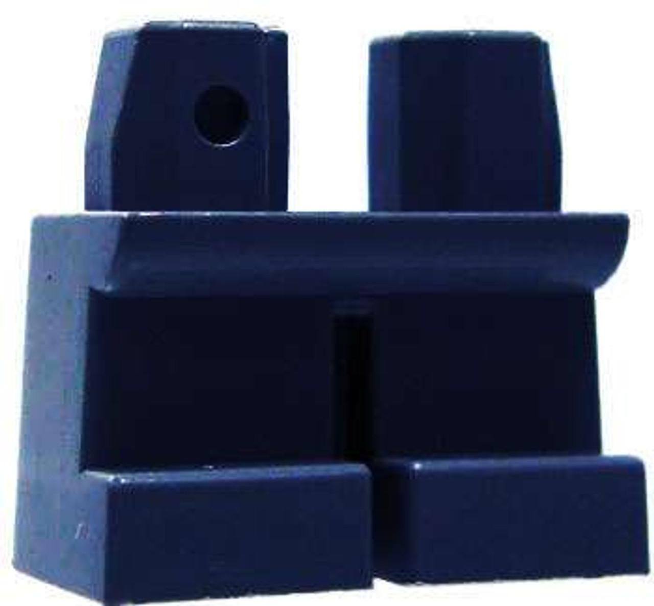 LEGO Short Dark Blue Loose Legs [Loose]