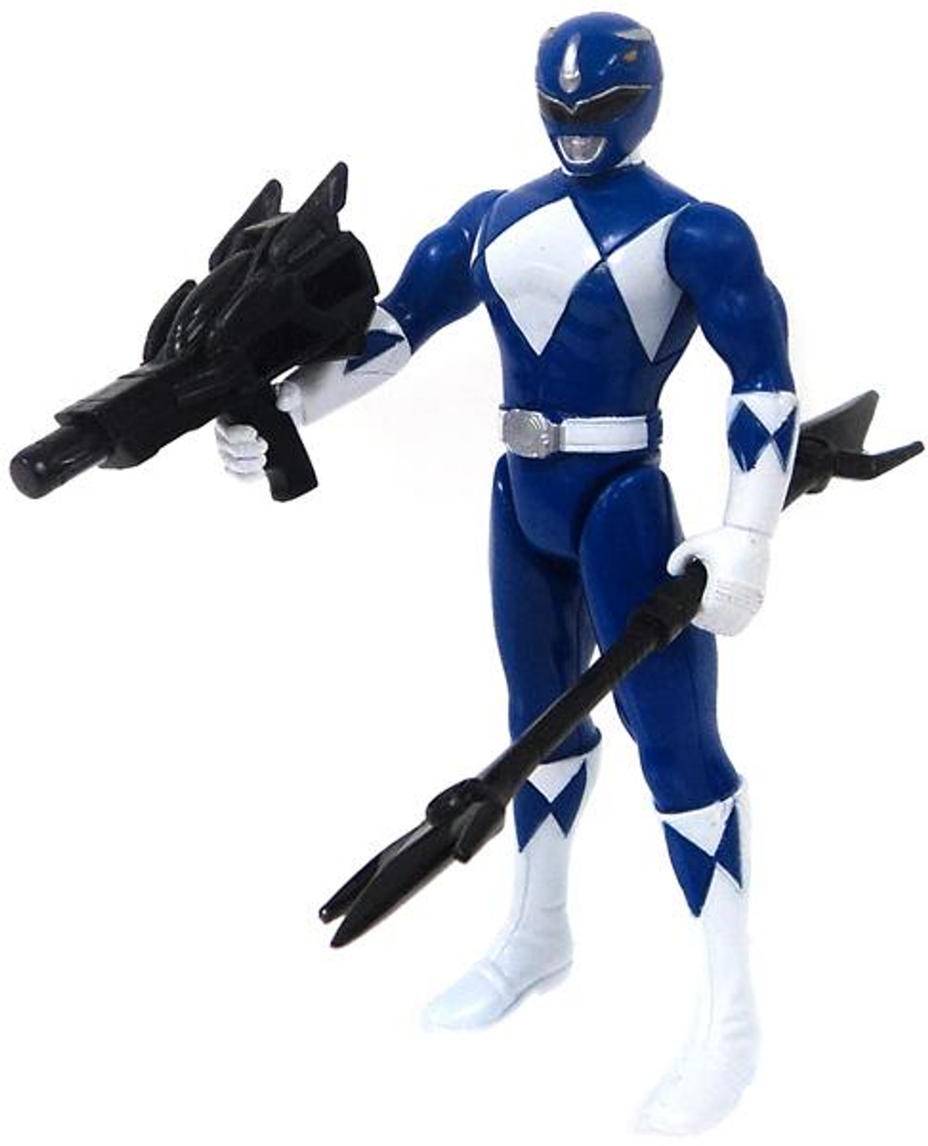 Power Rangers Blue Ranger Action Figure [Loose]