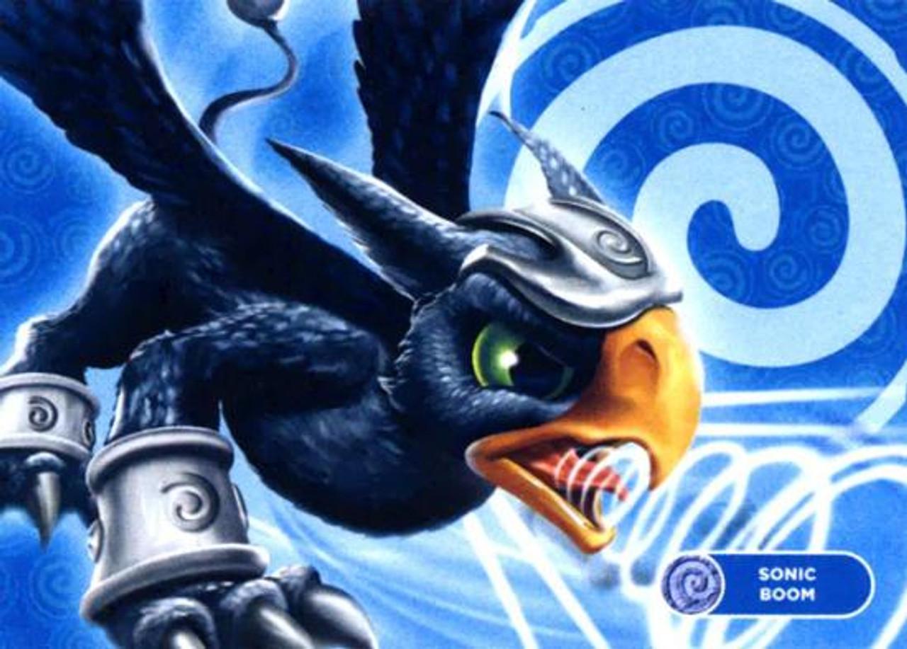 Skylanders Giants 50-Piece Puzzles Sonic Boom Puzzle