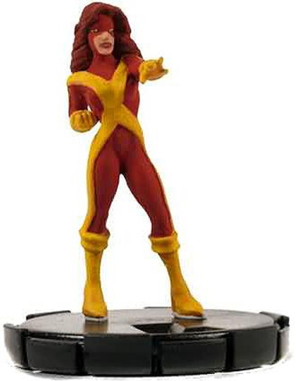 Marvel HeroClix Danger Room Collector Set Jean Grey #004