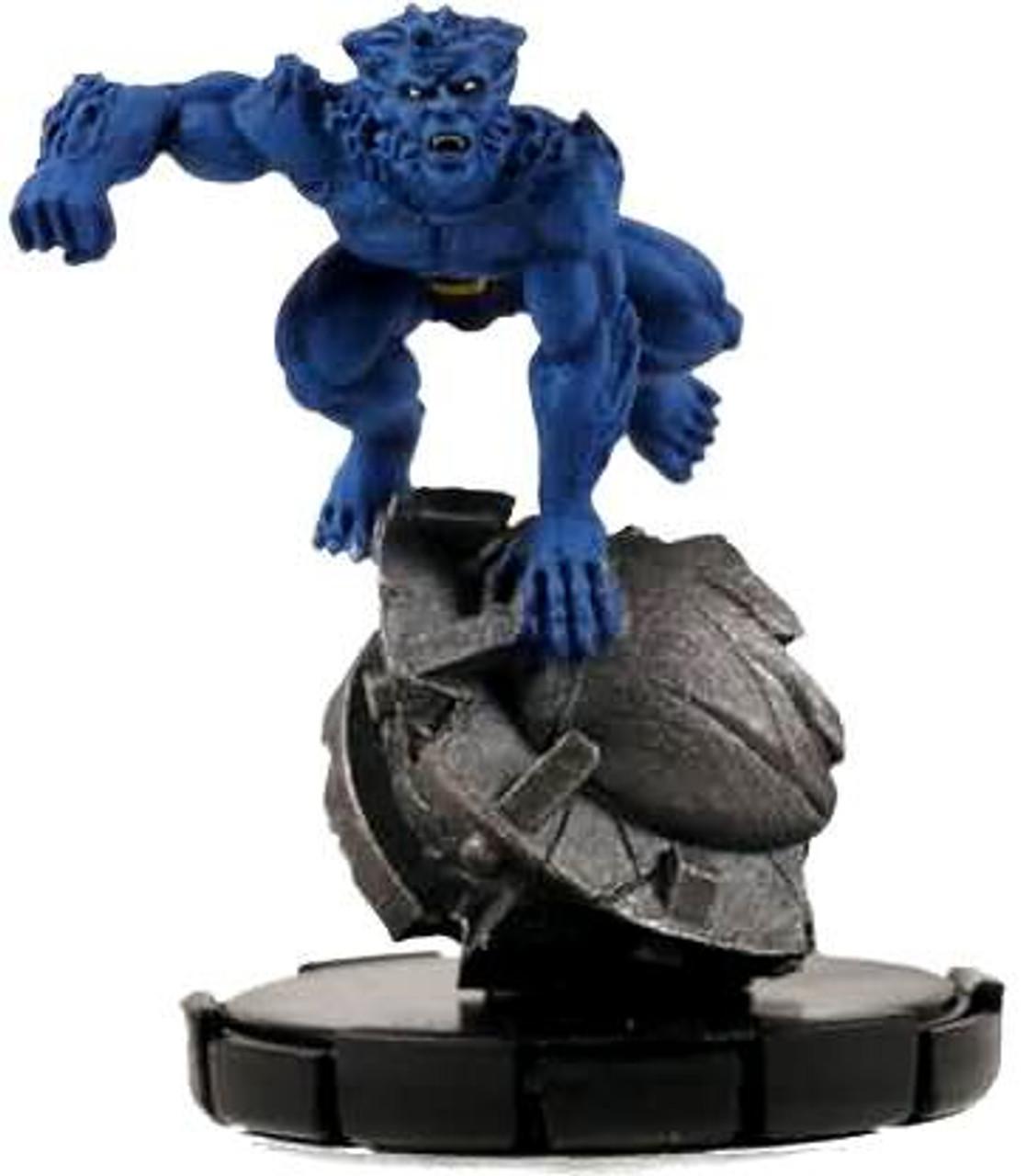 Marvel HeroClix Danger Room Collector Set Beast #005