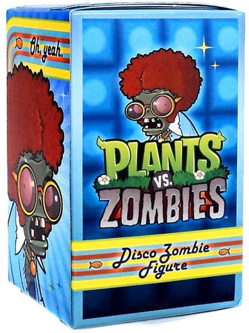Plants vs. Zombies Disco Zombie Exclusive Vinyl Figure