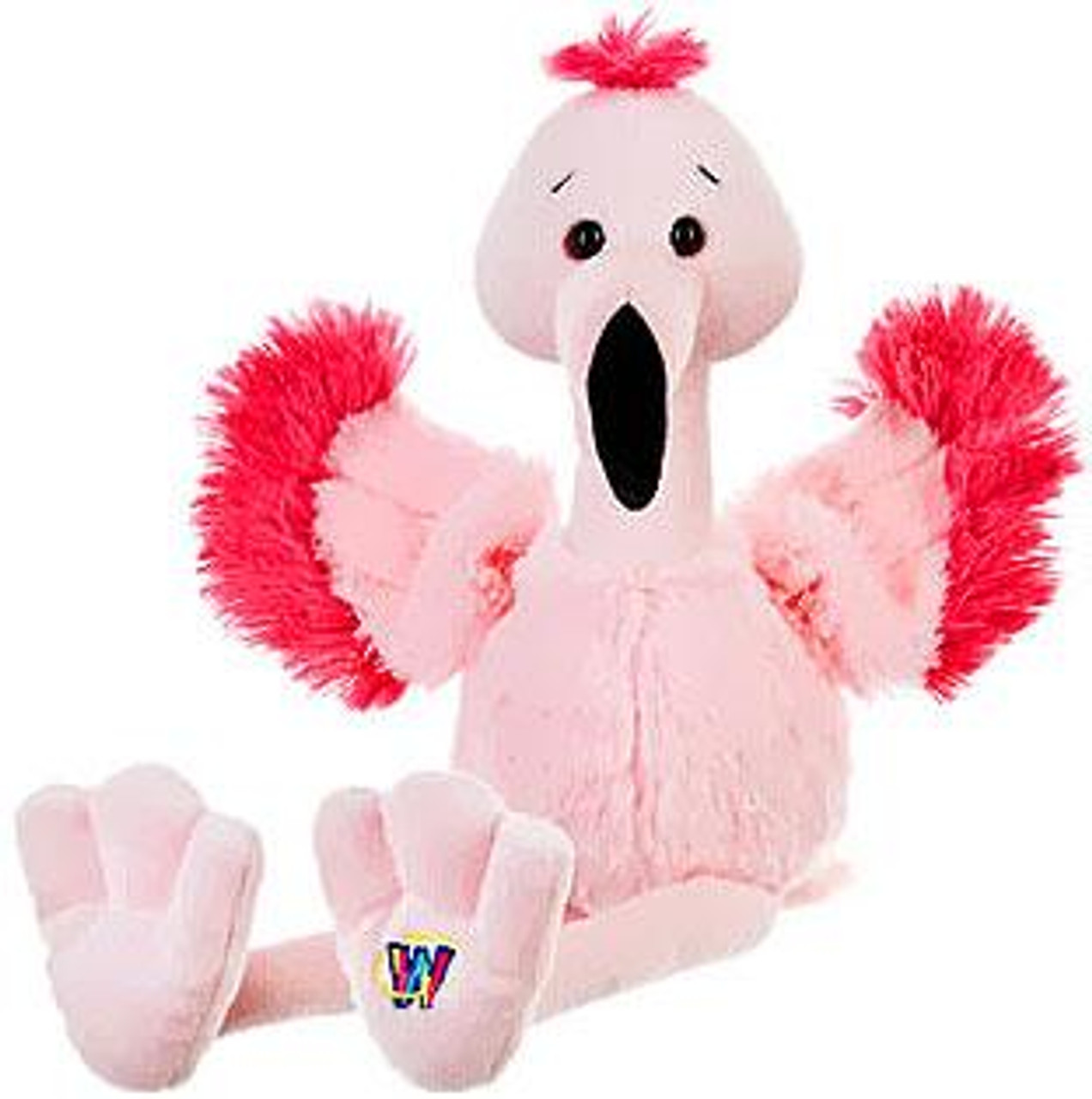 Webkinz Fancy Flamingo Plush