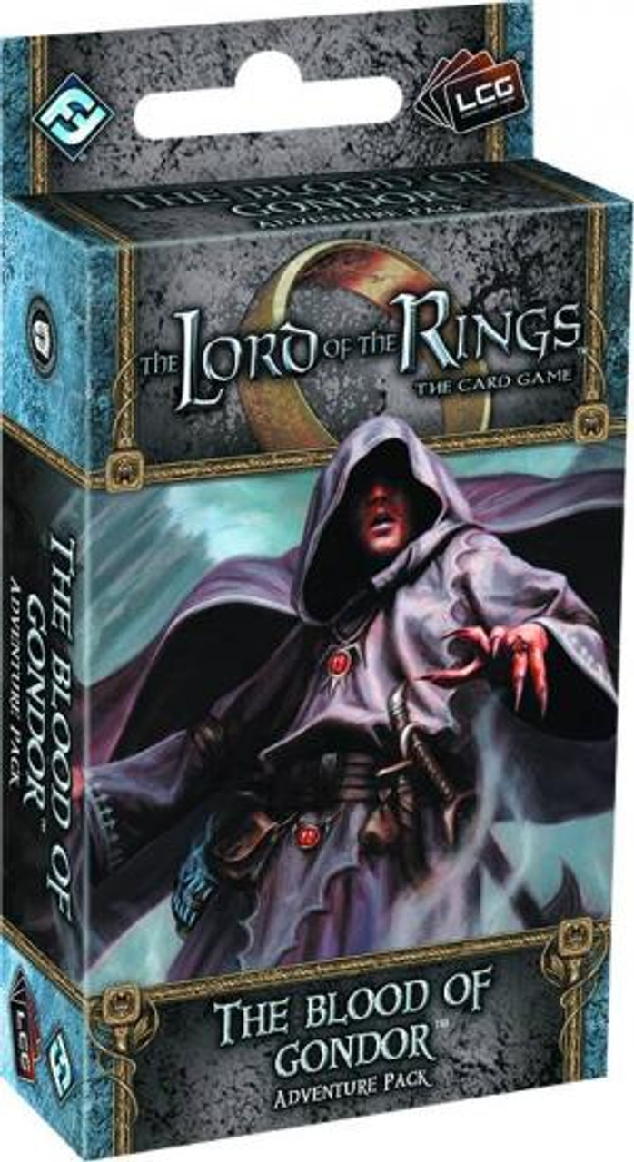 The Lord of the Rings The Card Game Lord of the Rings LCG Blood of Gondor Adventure Pack
