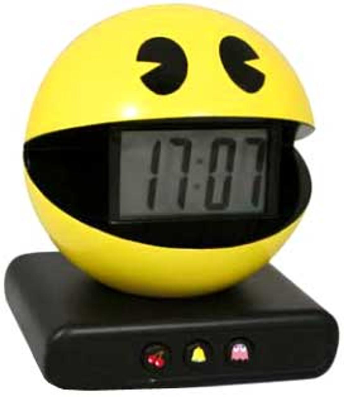 Namco Pac Man Alarm Clock