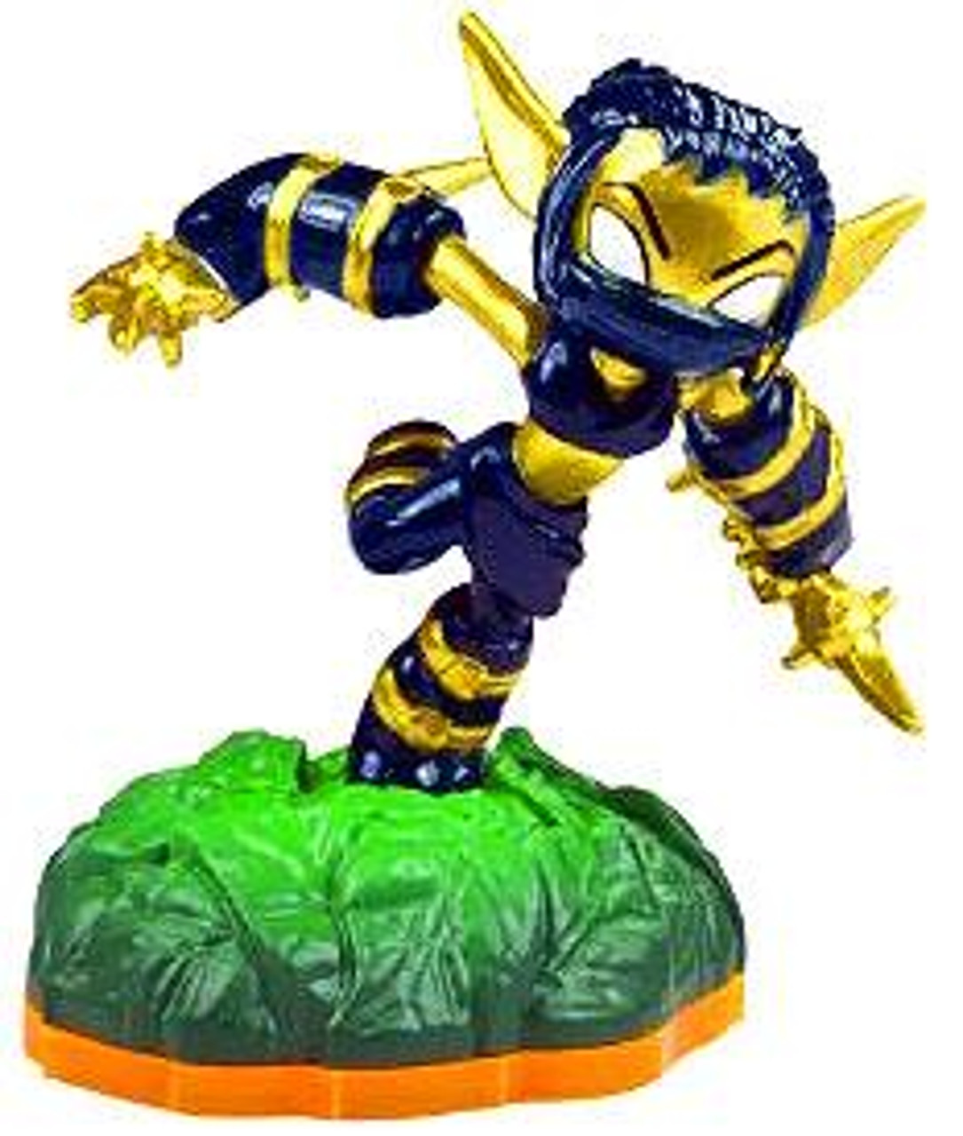 Skylanders Giants Loose Stealth Elf Figure [Legendary Loose]