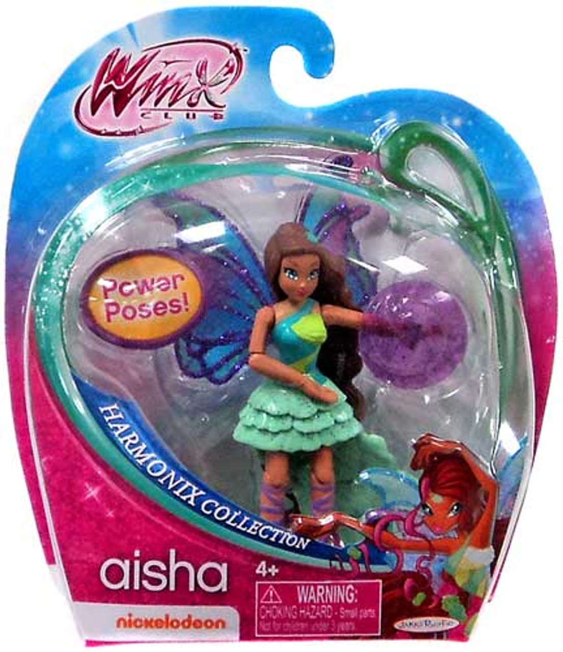 Winx Club Harmonix Aisha 3.75-Inch Doll Figure