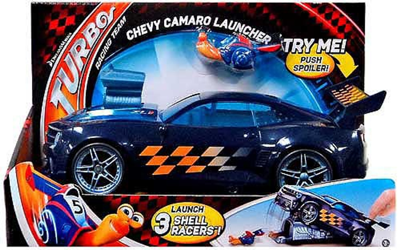 Turbo Chevy Camaro Launcher
