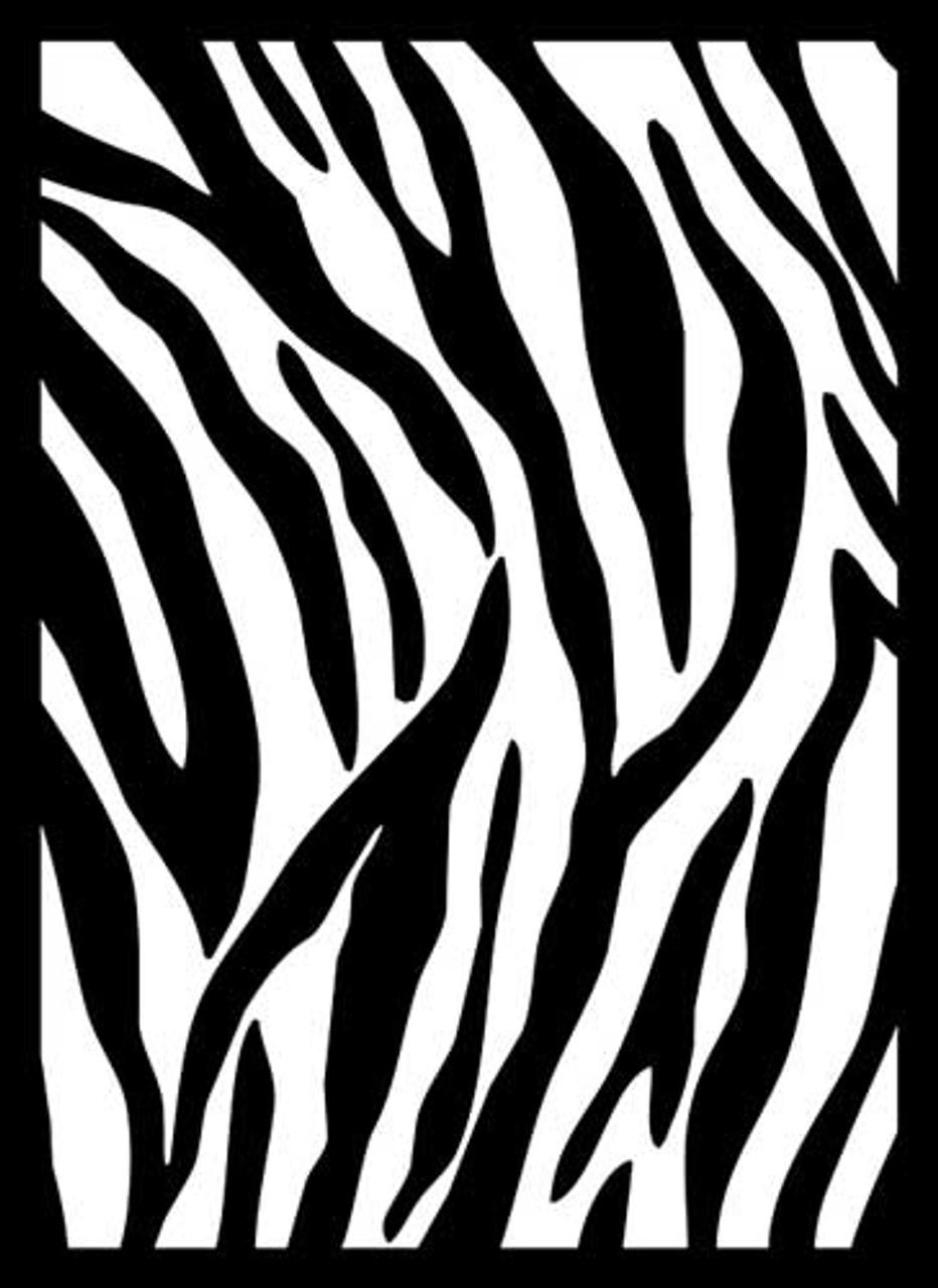 Card Supplies Zebra Print Standard Card Sleeves [50 Count]