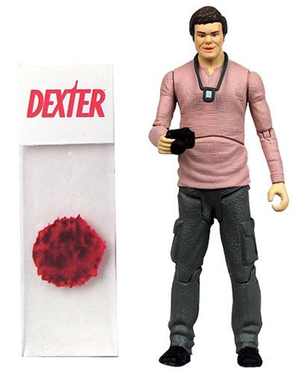 Dexter Action Figure [Blood Spatter Analyst]