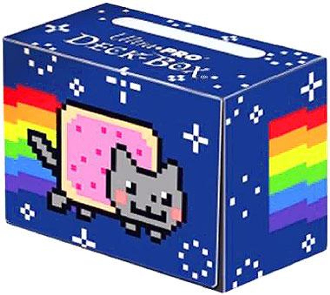 Ultra Pro Card Supplies Nyan Cat Deck Box