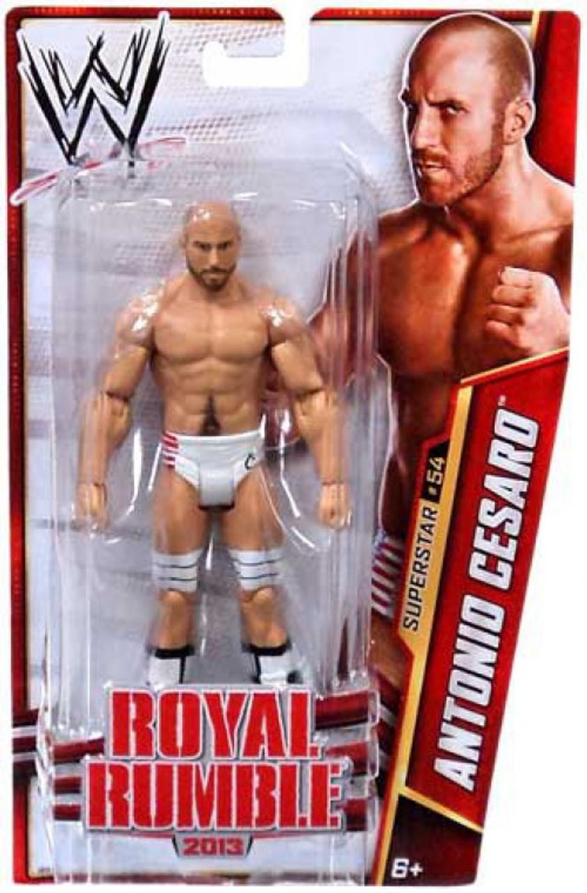 WWE Wrestling Series 32 Antonio Cesaro Action Figure #54