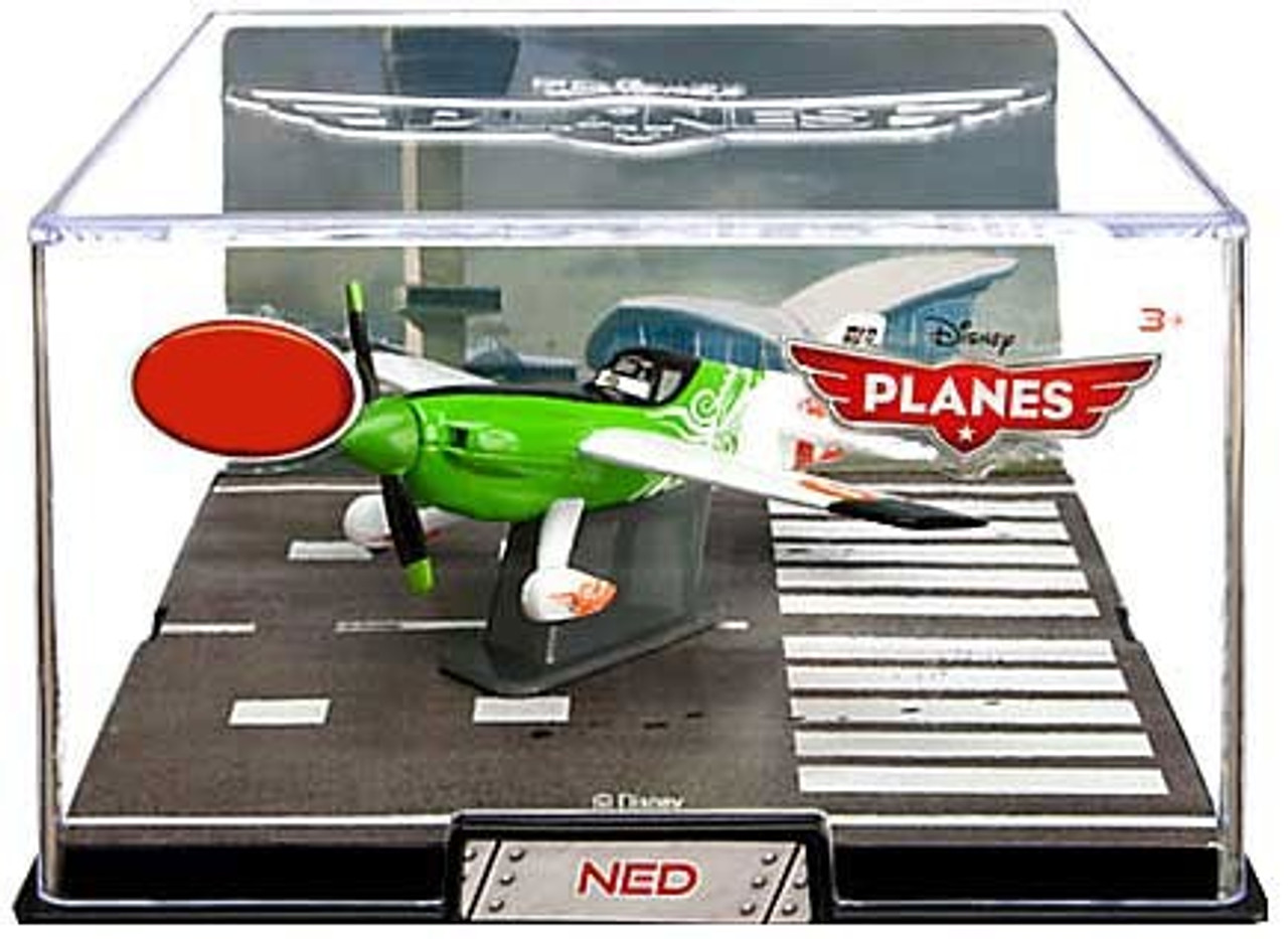 Disney Planes Ned Exclusive Diecast Vehicle