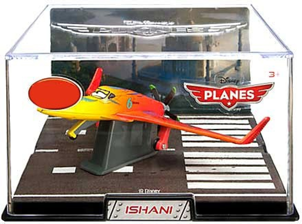 Disney Planes Ishani Exclusive Diecast Vehicle
