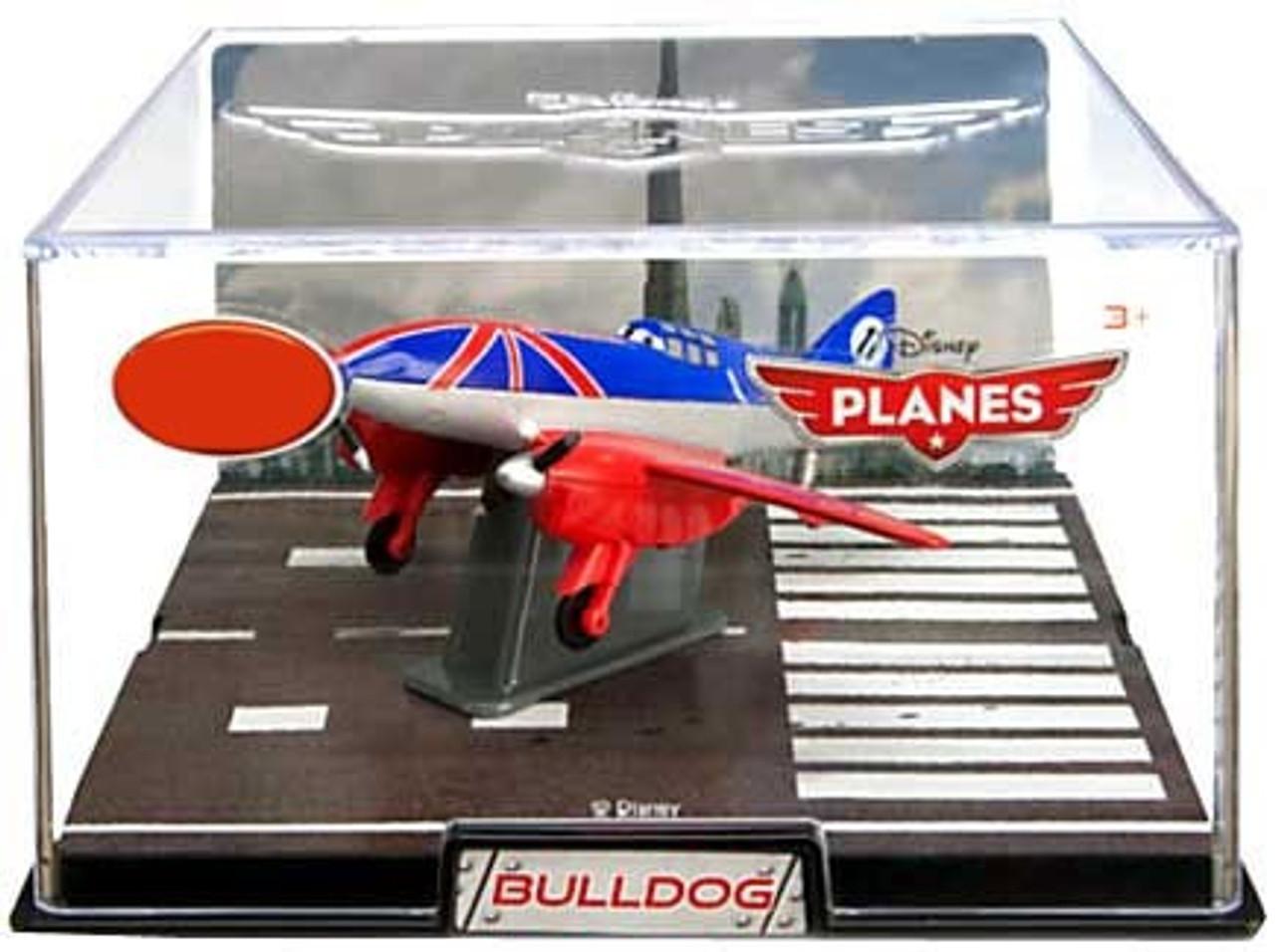 Disney Planes Bulldog Exclusive Diecast Vehicle