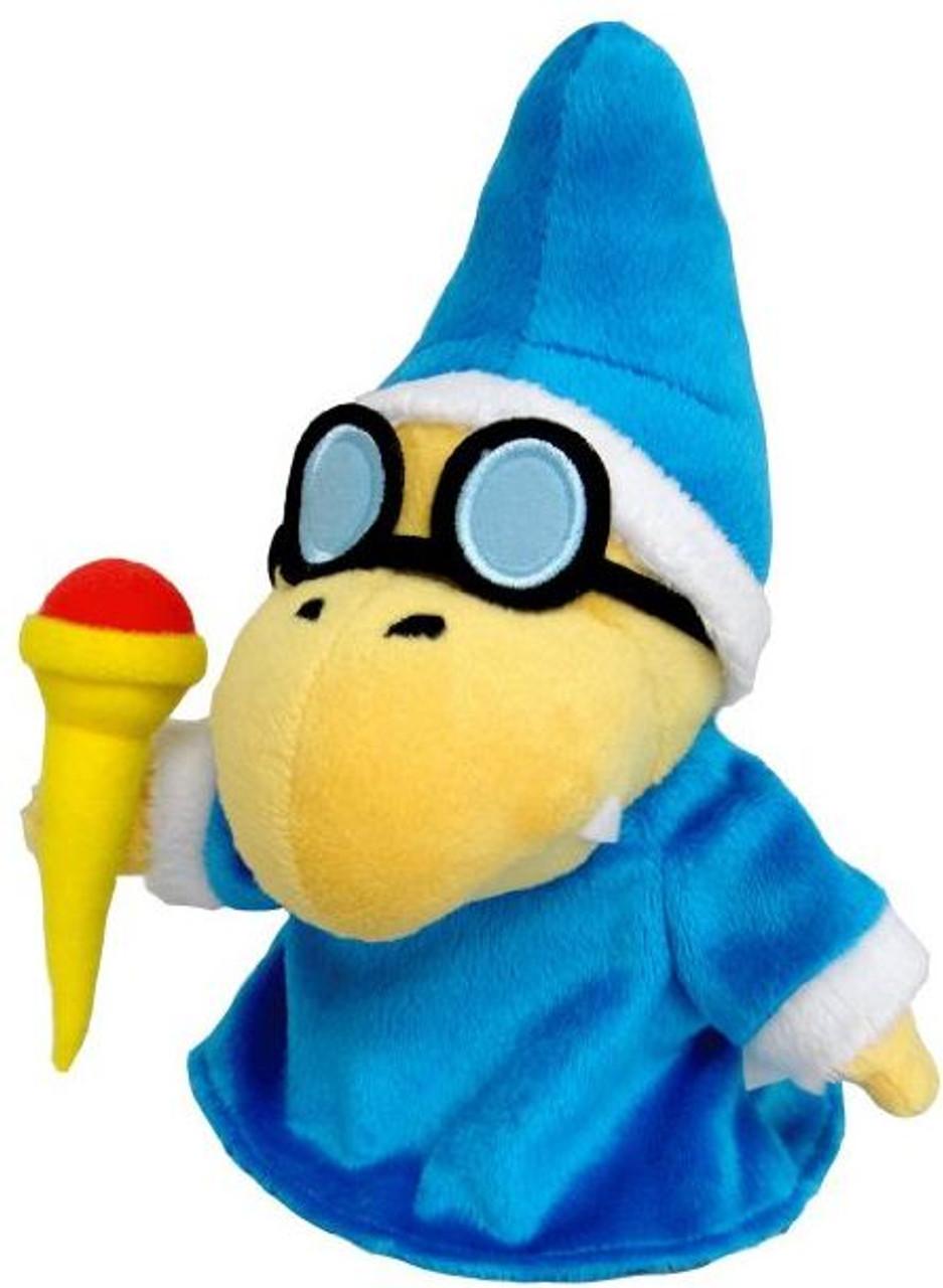 Super Mario Bros Magikoopa 7-Inch Plush