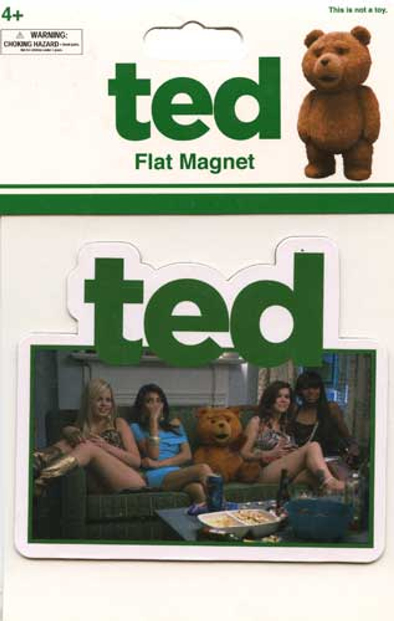 Ted Movie Ted with Women Magnet