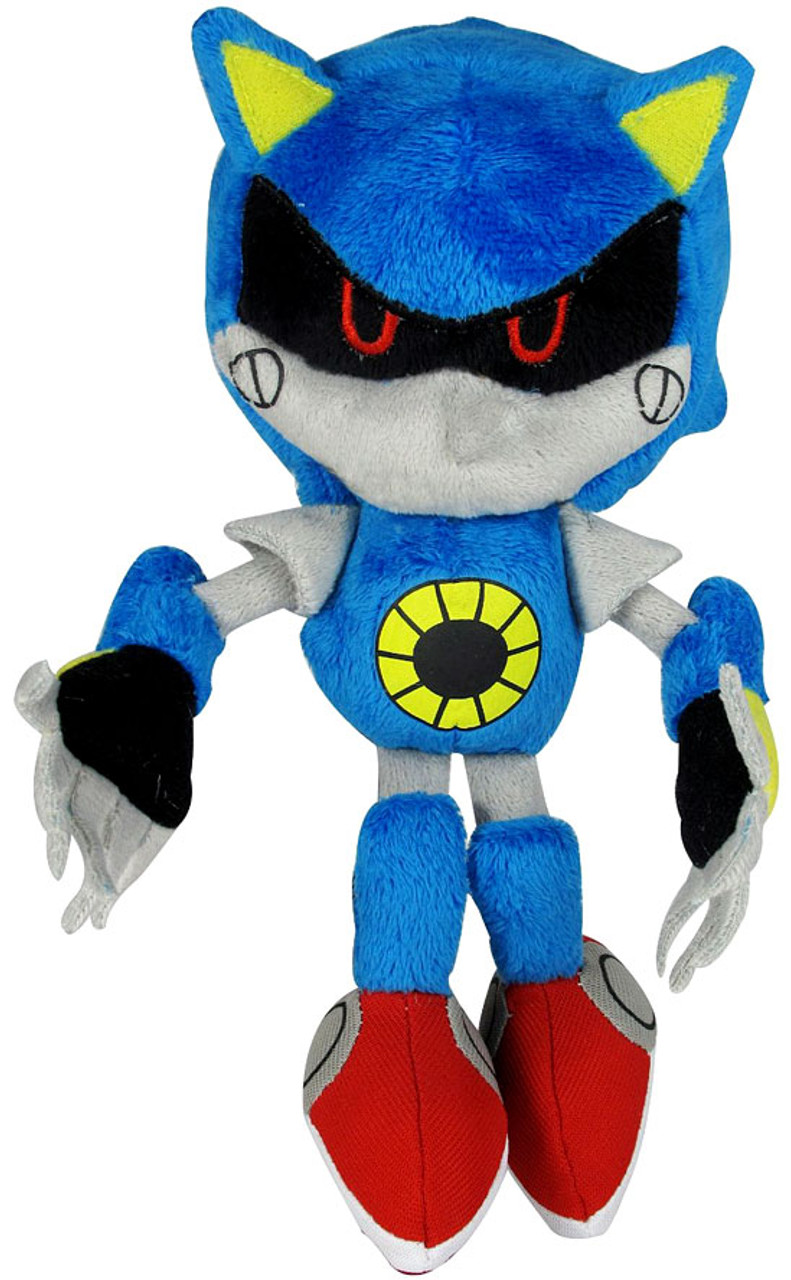 Sonic The Hedgehog Classic Metal Sonic 7.5-Inch Plush