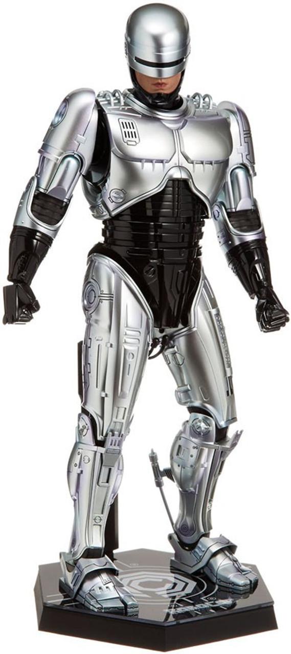 Movie Masterpiece Diecast Robocop 1/6 Collectible Figure