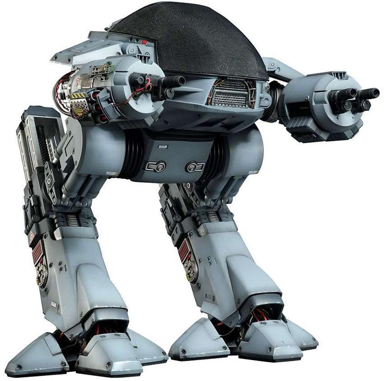 RoboCop Movie Masterpiece ED-209 1/6 Collectible Figure [Sound Effects]