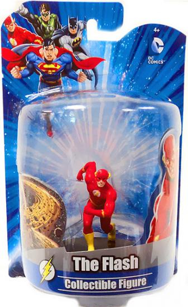 DC The Flash 4-Inch Collectible Figure