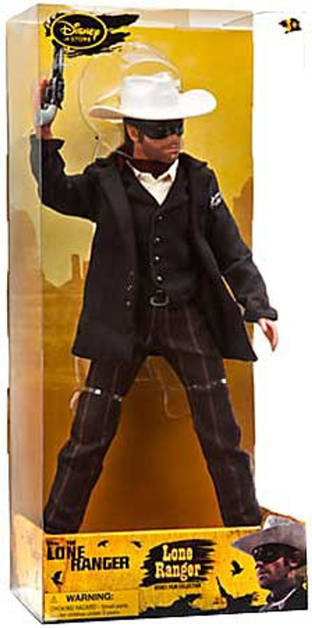 Disney The Lone Ranger Lone Ranger Exclusive 12 Inch Action Figure