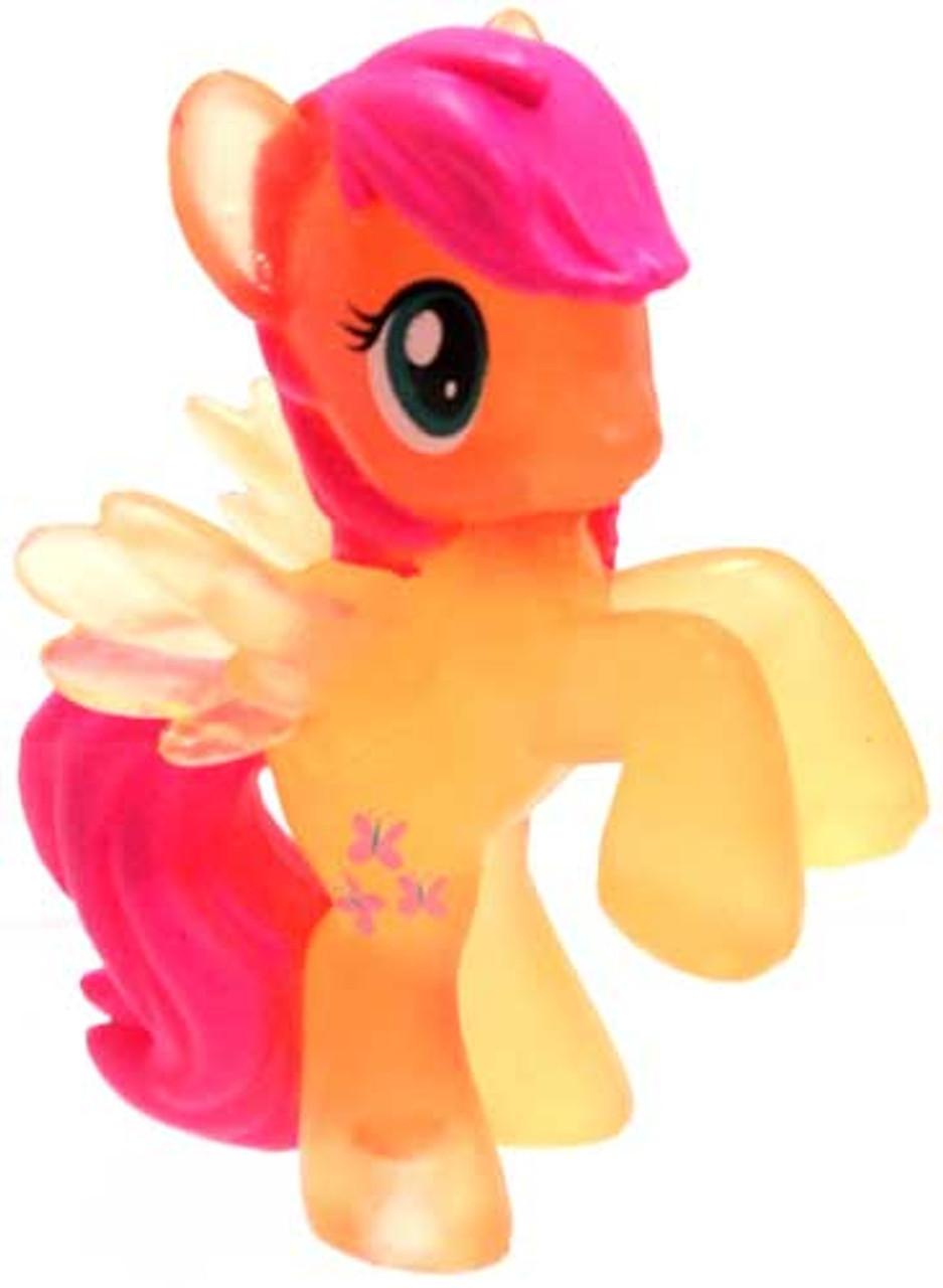 My Little Pony Series 7 Fluttershy 2-Inch PVC Figure