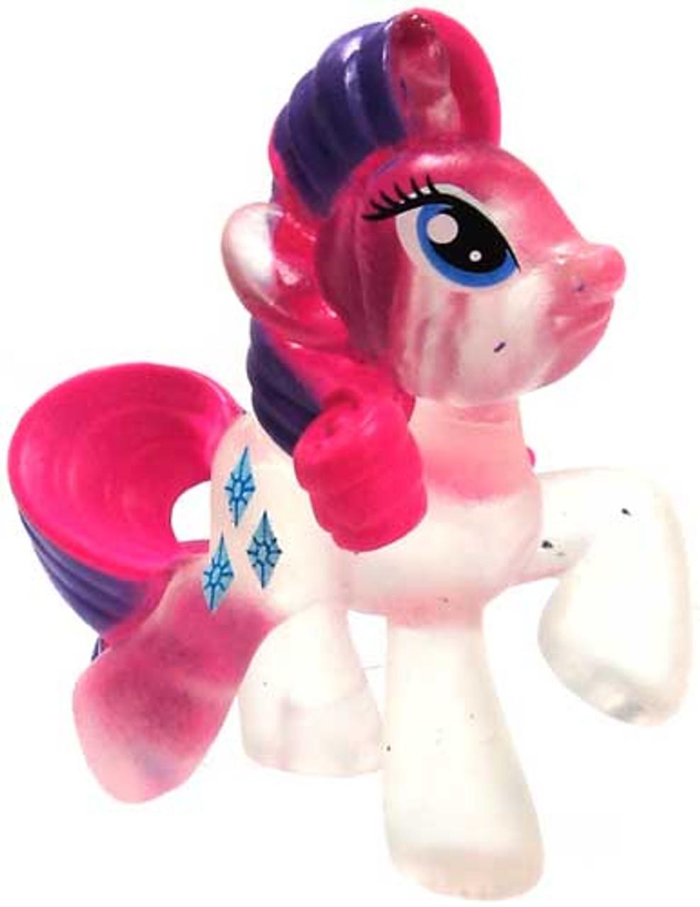 My Little Pony Series 7 Rarity 2-Inch PVC Figure