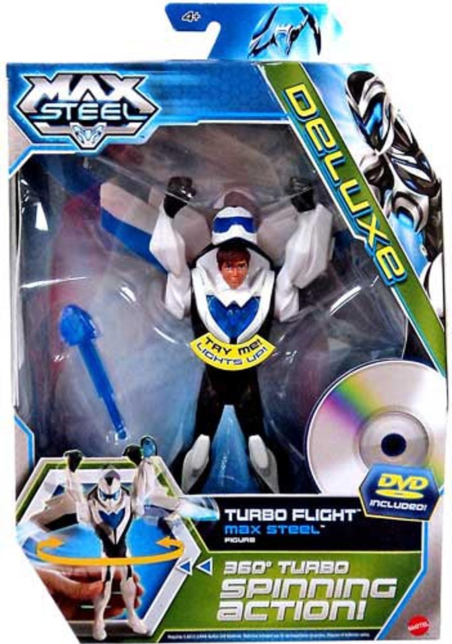 Max Steel Max Action Figure [Turbo Flight]
